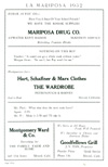 Page 50 Ads - Mariposa Drug