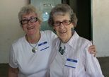 Diane Jones Matlock '57, Lorraine Saye Walker '39