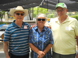 Class of 1964: Walt Lewis, Sandy Richardson Bunning, Bob Lang